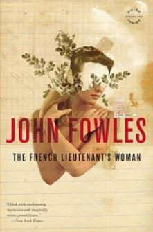 The French Lieutenant's Woman - John Fowles - cover