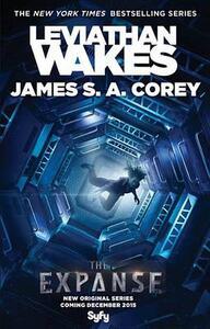 Leviathan - Il risveglio - The Expanse 1 - James S.A. Corey - REcensione
