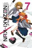Libro in inglese Monthly Girls' Nozaki-Kun Izumi Tsubaki