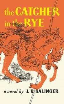 The Catcher in the Rye - J. D. Salinger - cover