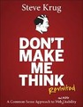Don't Make Me Think,
