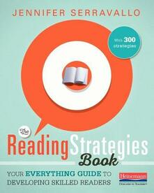 The Reading Strategies Book - Jennifer Serravallo - cover