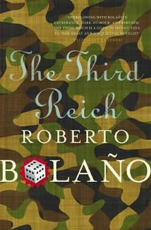 The Third Reich - Roberto Bolano - cover