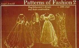 Libro in inglese Patterns of Fashion: 1860-1940 Janet Arnold