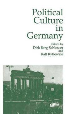 Political Culture in Germany - cover