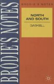 Gaskell: North and South - Elizabeth Gaskell - cover