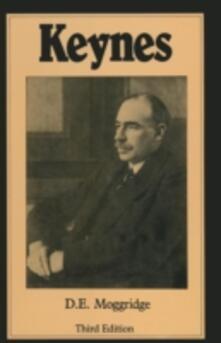 Keynes - D. E. Moggridge - cover