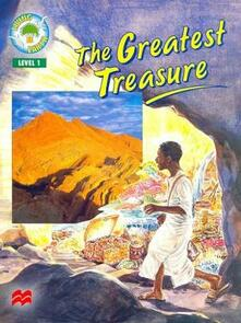 Living Earth;Greatest Treasure - Mike Poulton,Terry Jennings,C Anson-Lawson - cover