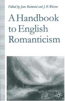 A Handbook to English Romanticism - cover