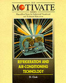 Refrigeration and Air-conditioning Technology - Norman Cook - cover