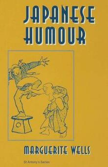 Japanese Humour - M. Wells - cover