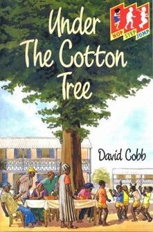 Hop Step Jump; Under Cotton Tree - David Cobb - cover
