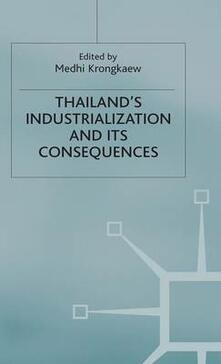 Thailand's Industrialization and its Consequences - cover