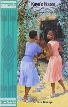 Mtx; Kayo's House (Winner) - Barbara Kimenye - cover