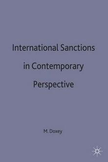 International Sanctions in Contemporary Perspective - Margaret P. Doxey - cover