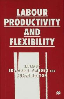 Labour Productivity and Flexibility - cover
