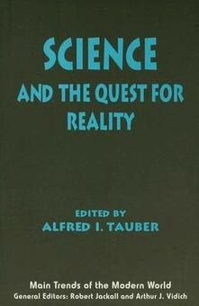 Science and the Quest for Reality - cover