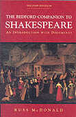 Libro in inglese The Bedford Companion to Shakespeare: An Introduction with Documents Russ McDonald