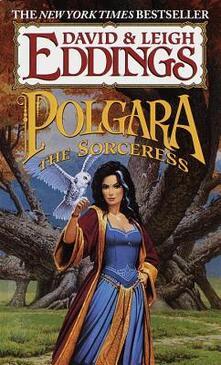 Polgara the Sorceress - David Eddings,Leigh Eddings - cover