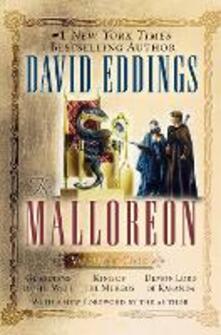 The Malloreon - David Eddings - cover