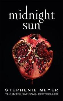 Midnight Sun - Stephenie Meyer - cover