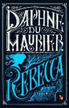 Rebecca - Daphne Du Maurier - cover