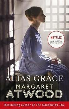 Alias Grace - Margaret Atwood - cover