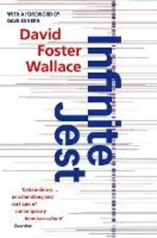 Infinite Jest - David Foster Wallace - cover