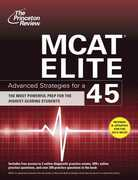 Libro in inglese MCAT Elite: Advanced Strategies for a 45