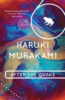 After the Quake - Haruki Murakami - cover