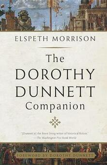The Dorothy Dunnett Companion - Elspeth Morrison - cover
