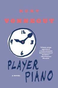 Libro in inglese Player Piano  - Kurt Vonnegut