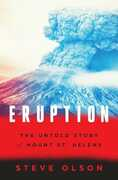 Libro in inglese Eruption: The Untold Story of Mount St. Helens Steve Olson