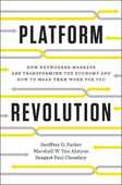 Libro in inglese Platform Revolution: How Networked Markets are Transforming the Economy--and How to Make Them Work for You Geoffrey G. Parker Marshall W. Van Alstyne Sangeet Paul Choudary