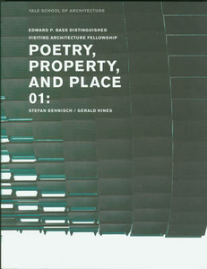Libro Poetry property and place. Vol. 1 Nina Rappaport