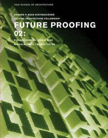 Future proofing. Vol. 2 - Nina Rappaport - copertina
