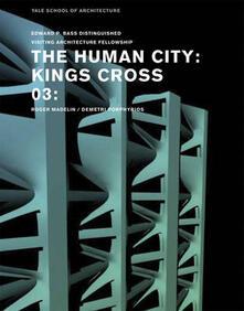 The human city - George Knight - copertina