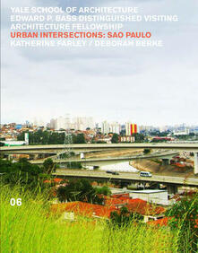 Urban intersections. Vol. 6 - Noah Biklen - copertina