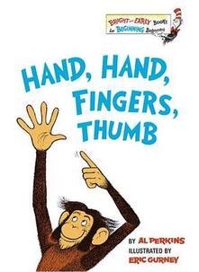 Hand, Hand, Fingers, Thumb - Al Perkins - cover