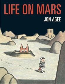 Life On Mars - Jon Agee - cover