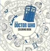 Libro in inglese Doctor Who Coloring Book