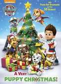 Libro in inglese A Very Puppy Christmas! (Paw Patrol) Golden Books