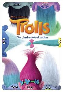 Libro in inglese Trolls: The Junior Novelization  - Random House