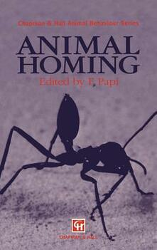 Animal Homing - cover
