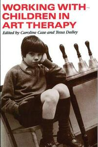 Working with Children in Art Therapy - cover