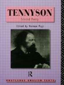 Tennyson: Selected Poetry - Alfred Lord Tennyson - cover
