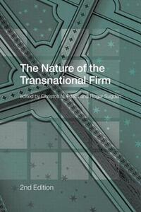 The Nature of the Transnational Firm - cover
