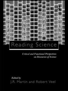 Reading Science: Critical and Functional Perspectives on Discourses of Science - cover
