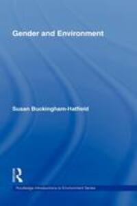 Gender and Environment - Susan Buckingham Hatfield - cover