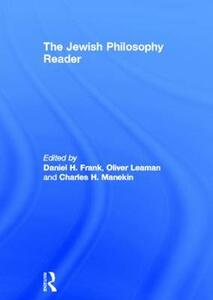 The Jewish Philosophy Reader - cover